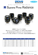 ZEISS SUPREME PRIME RADIANCE LENS SERIES
